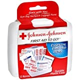 PACK OF 3 EACH FIRST AID KIT JJ 12 PC MINI 1EA PT#38137008295