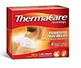 ThermaCare Air-Activated Neck, Shoulder and Wrist HeatWraps,...