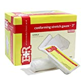 Ever Ready First Aid Sterile Conforming Gauze Roll Bandage - Box...