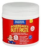 Boudreaux's Butt Paste Diaper Rash Ointment - Maximum Strength - Contains 40% Zinc Oxide - Pediatrican Recommended - Paraben and Preservative-Free - 14 Ounce