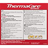 ThermaCare Air-Activated Heatwraps, Neck, Wrist & Shoulder, 3...