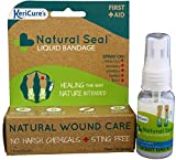 KeriCure Natural Seal Liquid Bandage, 1 Ounce