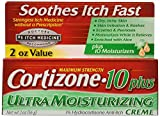 Cortizone 10 Hydrocortisone Anti-Itch Creme Plus-2, oz.