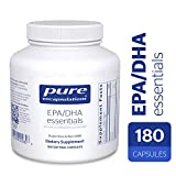 Pure Encapsulations - EPA/DHA Essentials - Ultra-Pure,...