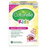 Culturelle Kids Chewable Daily Probiotic for Kids | Natural Berry...