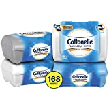 Cottonelle Flushable Wet Wipes, 42 Wipes per Pack