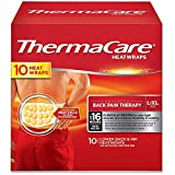 Thermacare [1311850-10c] Lower Back & Hip L/XL, 10 Air-Activated...