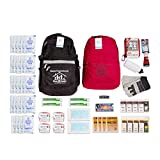First My Family 4FKIT 4 Person Premium Survival Kit