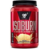 BSN ISOBURN, Lean Whey Protein Powder, Fat Burner for Weight Loss...