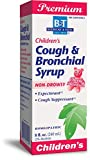 Boericke & Tafel Children's Cough & Bronchial Syrup, Cough...