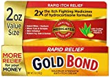 Gold Bond Rapid Relief Anti Itch Cream, 2 oz