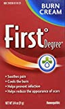 First Degree Burn Cream - .75 oz