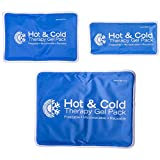 Roscoe Reusable Cold Pack and Hot Pack - Ice Pack For Knee,...