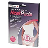 Masterplast 2 Self Adhesive Period Stomach Cramps Pain Relief Feminine Heat Pads