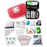 First Aid Kit for Family Travel Security Emergency Kits Bag Medical Treatment (18pcs a Set)