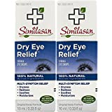Similasan Dry Eye Relief Eye Drops 0.33 Ounce Bottle, for...