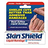 Skin Shield Liquid Bandage, 6 Count