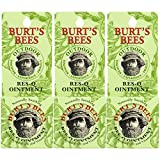 Burt's Bees 100% Natural Res-Q Ointment, Multipurpose Balm - 0.6 Ounce Tin (Pack of 3)