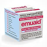 EmuaidMAX - First Aid Ointment for irritated skin, 2oz (Pack of...