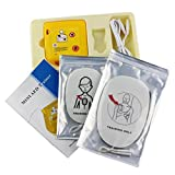 Genuine Mini AED Trainer XFT-D0009 Training Device First Aid...